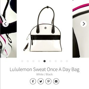 Lululemon Carry Bag